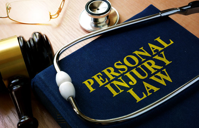 Personal injury law medical documents