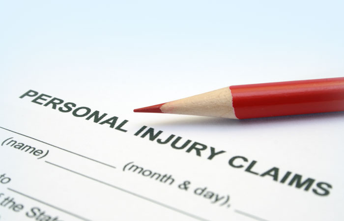 Personal injury claim - Gather and Store necessary evidence
